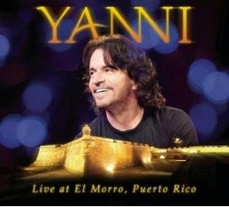 Cover image of the album Live at El Morro by Yanni