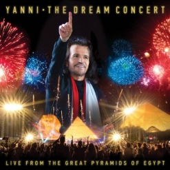 Cover image of the album The Dream Concert by Yanni