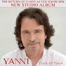 Cover image of the album Truth of Touch by Yanni