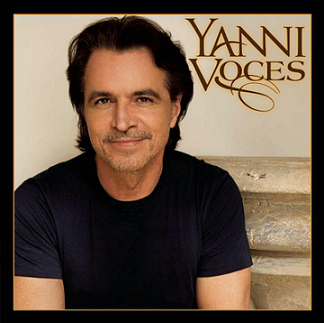 Cover image of the album Voces by Yanni