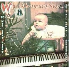 Cover image of the album When Christmas Is Near... by Yelena Eckemoff