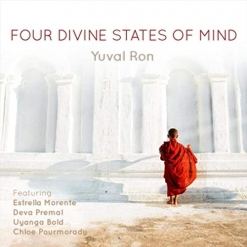 Cover image of the album Four Divine States of Mind by Yuval Ron