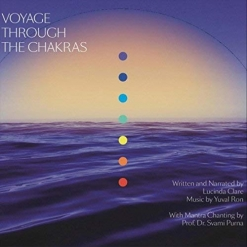 Cover image of the album Voyage Through the Chakras by Yuval Ron