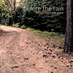 Cover image of the album Before the Rain by Zachary Bruno