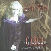 Cover image of the album Carol: A Christmas Journey by Zola Van