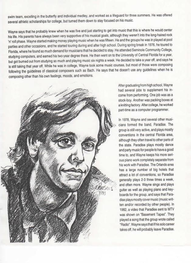 Interview with Wayne Gratz, image 2