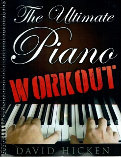 Cover image of the product The Ultimate Piano Workout by David Hicken