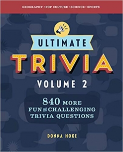 Cover image of the product Ultimate Trivia, Volume 2 by Ultimate Trivia, Volume 1