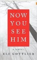 Cover image of the product Now You See Him by Eli Gottlieb