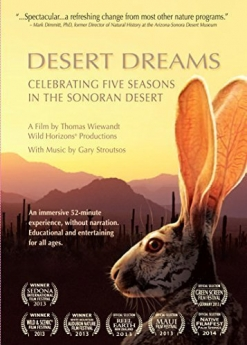 Cover image of the product Desert Dreams by Gary Stroutsos