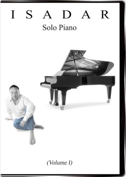 Cover image of the product Solo Piano, Volume 1 by Isadar