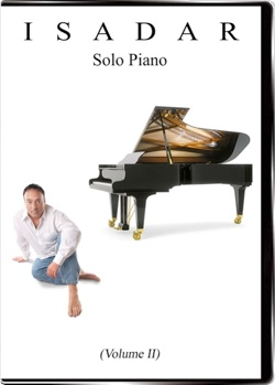 Cover image of the product Solo Piano, Volume 2 by Isadar