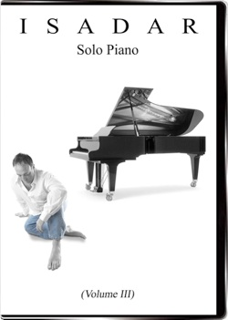 Cover image of the product Solo Piano, Volume 3 by Isadar