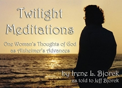 Cover image of the product Twilight Meditations by Jeff Bjorck