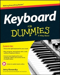 Cover image of the product Keyboard For Dummies by Jerry Kovarsky