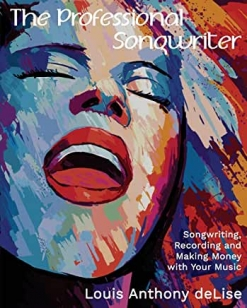 Cover image of the product The Professional Songwriter by Louis Anthony deLise