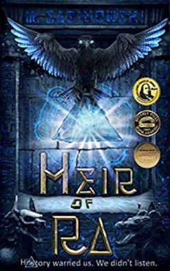 Cover image of the product Heir of Ra by Daughter of Ra