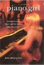 Cover image of the product Piano Girl (blurb) by Robin Meloy Goldsby