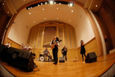 Wynne Chapel concert, image 2