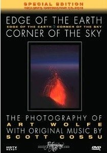 Cover image of the product Edge of the Earth - Corner of the Sky (Special Edition) by Scott Cossu