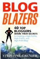 Cover image of the product Blog Blazers by Stephane Grenier