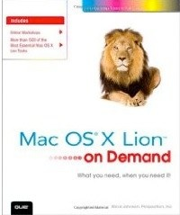 Cover image of the product Mac OS X Lion .... On Demand by Steve Johnson