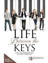 Cover image of the product Life Between the Keys by The 5 Browns
