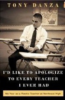 Cover image of the product I'd Like To Apologize to Every Teacher I Ever Had by Tony Danza