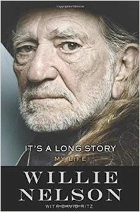 Cover image of the product It's a Long Story: My Life by Willie Nelson