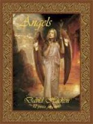 Cover image of the songbook Angels by David Hicken