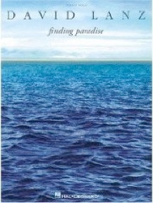 Cover image of the songbook Finding Paradise by Painting the Sun