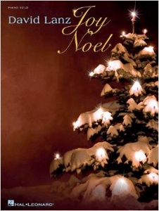 Cover image of the songbook Joy Noel by David Lanz