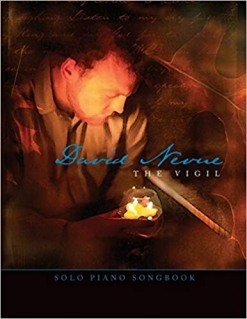 Cover image of the songbook The Vigil by David Nevue