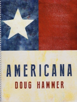 Cover image of the songbook Americana by Doug Hammer