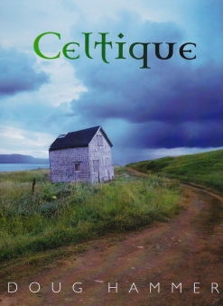 Cover image of the songbook Celtique by Doug Hammer