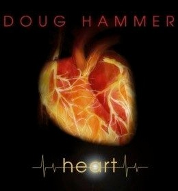 Cover image of the songbook Heart by Doug Hammer