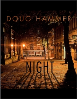 Cover image of the songbook Night by Doug Hammer
