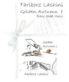 Cover image of the songbook Golden Autumn 1 by Fariborz Lachini