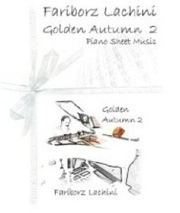 Cover image of the songbook Golden Autumn 2 by Fariborz Lachini