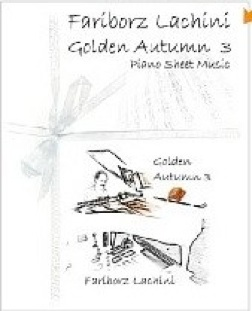 Cover image of the songbook Golden Autumn 3 by Fariborz Lachini