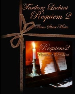 Cover image of the songbook Requiem 2 by Fariborz Lachini