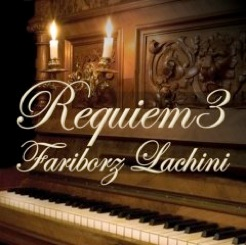 Cover image of the songbook Requiem 3 by Fariborz Lachini