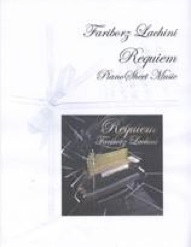 Cover image of the songbook Requiem by Fariborz Lachini