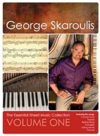 Cover image of the songbook The Essential Sheet Music Collection, Volume 1 by George Skaroulis
