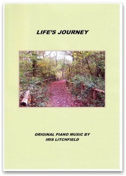 Cover image of the songbook Life's Journey by Iris Litchfield