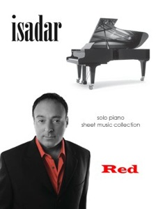 Cover image of the songbook Red by O Christmas