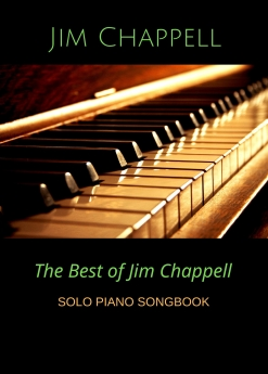 Cover image of the songbook The Best of Jim Chappell by Jim Chappell