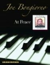 Cover image of the songbook At Peace by Joe Bongiorno