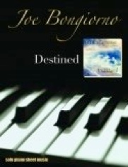 Cover image of the songbook Destined by Joe Bongiorno