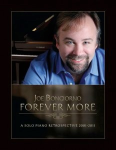 Cover image of the songbook Forever More by Joe Bongiorno